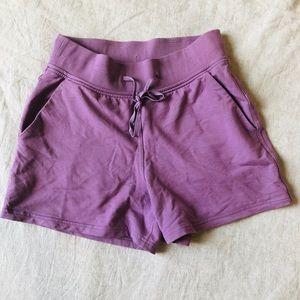 Lululemon•Purple Every Moment Shorts